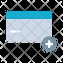 Add Card Bank Icon