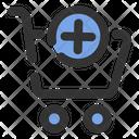 Essential Cart Shop Icon