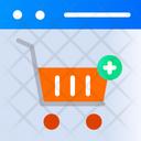 Add Cart Add Basket Addcart Icon
