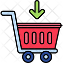 Iadd To Cart Add Cart Add Trolley Icon