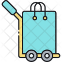 Mshopping Cart Icon
