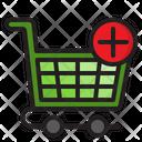 Shopping Cart Ecommerce Icon