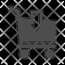 Marketing Supermarket Buy Icon