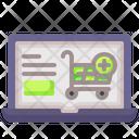 Add Cart Trolley Icon