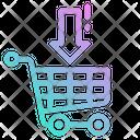 Cart Shopping Supermarket Icon