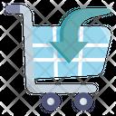 Add Cart Ecommerce Icon