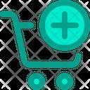 Add Cart Add Trolley Add Shopping Cart Icon