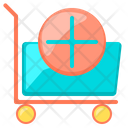 Cart Add Download Icon