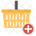 Add Cart Shopping Time Grocery Cart Icon
