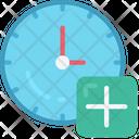 Add Clock New Alarmtimer Icon