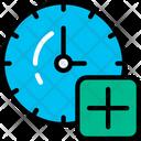 Add Clock Icon