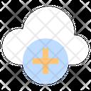 Add Cloud New Cloud Cloud Icon