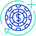 Add Coin Icon