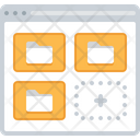 Add Compressed Folder Compressed Folder Grid Icon
