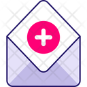 Add Contact Mail Icon