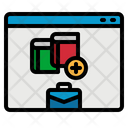 Book Add Course Icon