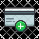 Add creditcard Icon