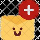 Add Cute Mail Icon