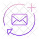 Add Email Contact Icon