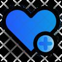 Love Favorite Heart Icon