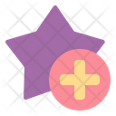 Favorite Star Rate Icon