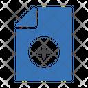Add New File Icon