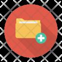 Add Folder Archive Icon