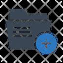 Folder Add New Icon
