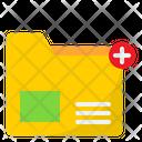 Add Folder Folder File Icon