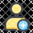 User Account Friend Icon