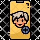 Add Friend Icon