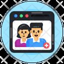 Add Friends Add Users Social Media Icon