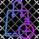 Add Bag Basket Icon