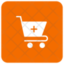 Add In Cart Trolley Cart Icon