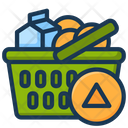 Basket Cart Checkout Icon