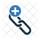 Link Chain Add Icon