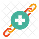 Add Link Link Builder Connection Icon
