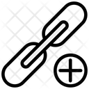 Add Building Chain Icon