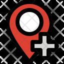 Add Location Add Maps Gps Icon