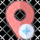 Add Location Icon