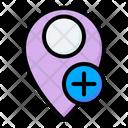 More Location Location Map Icon