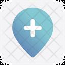 Add Location New Location Map Icon