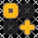 Add Menu Menu Grid Icon
