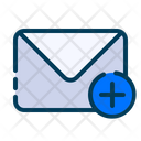 Add Message Email Add Icon