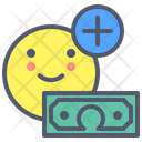 Dollar Add Add Dollar Icon