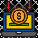 Money Ecommerce Shopping Icon