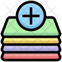 Add Money Money Currency Icon