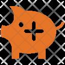 Add Money Saving Icon