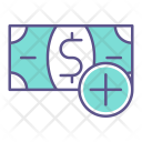 Add Money Cash Icon