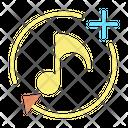 Add Music Icon